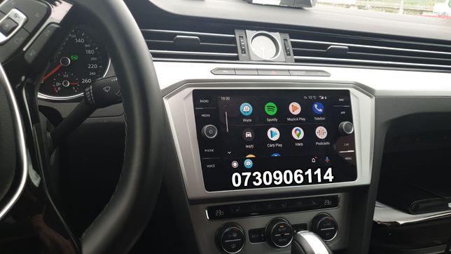 App-Connect Volkswagen Carplay Android Auto Passat Golf Tiguan Polo