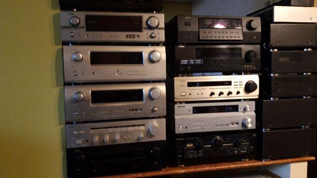 amplificator 2x 100w technics suv 5x100 ca si (marantz sony jvc nad)