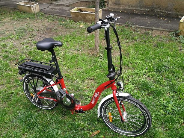 Bicicleta Electrica Pliabila Ranis foldy - 70 KM autonomie  Oferta