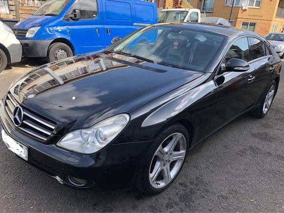 На части! Mercedes CLS 320CDI V6 7g tronic 3.0d