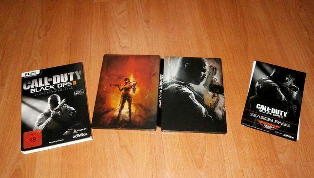 Call of Duty: Black Ops II Steelbook , editie de colectie , rara