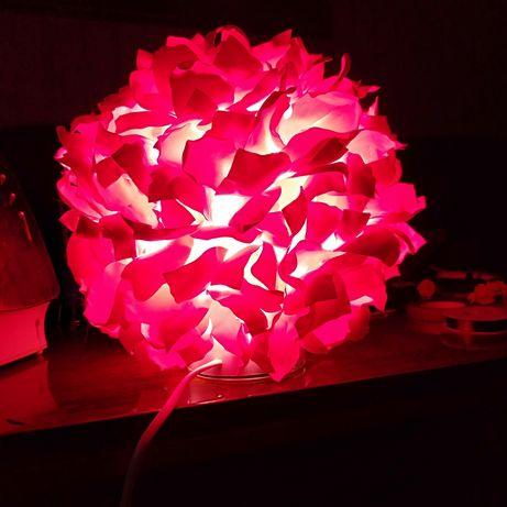 Продам светильник ручной работы
