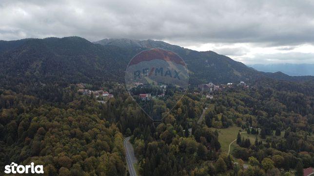 Teren de vanzare 1.028 mp Poiana Brasov