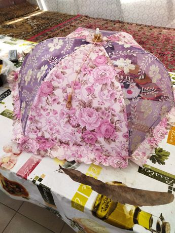 Зонт накидка для стола