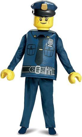 Costumase copii Lego Deluxe
