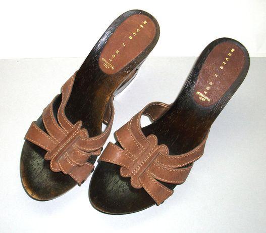 Vand sandale de dama maro, Never 2 Hot, marimea 40, noi
