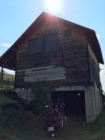 Teren + Bonus casa in construcție ( intra in prețul terenului )