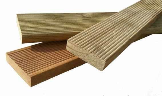 Deck terasa lemn pin nordic dușumea lamela exterior impregnat decking