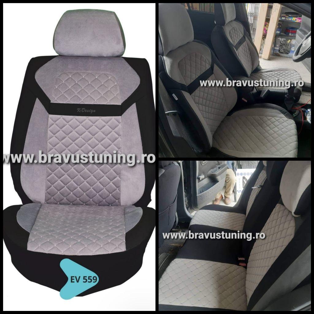 Huse scaun auto CONFORT Mercedes,BMW, Skoda,Opel,Vw, Duster, Passat rl