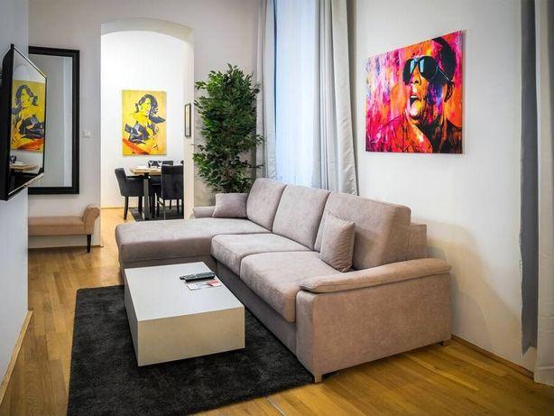 3-х комнатные апартаменты в ЖК рядом с Мегой и Атакентом