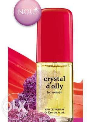 Parfum De Liliac Crystal Dolly Esenta FRANTA.