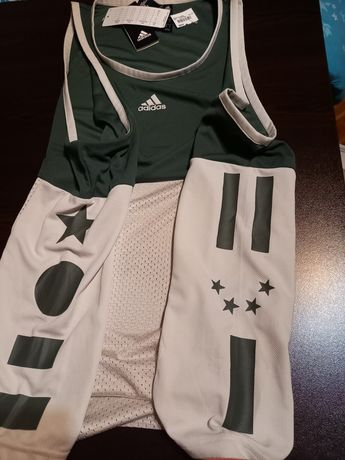 Оригинален баскетболен потник Adidas