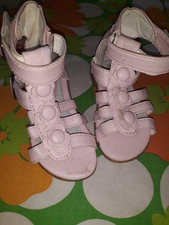 Sandale roz copii