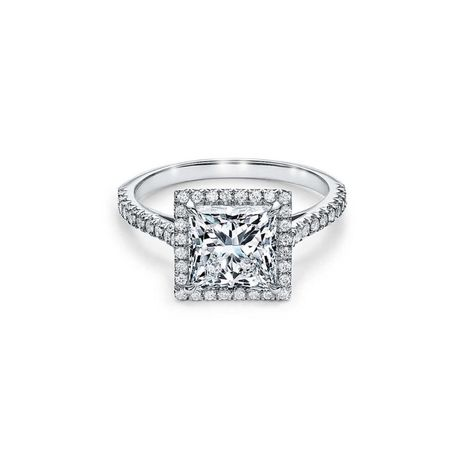 Inel diamant Tiffany & Co.
