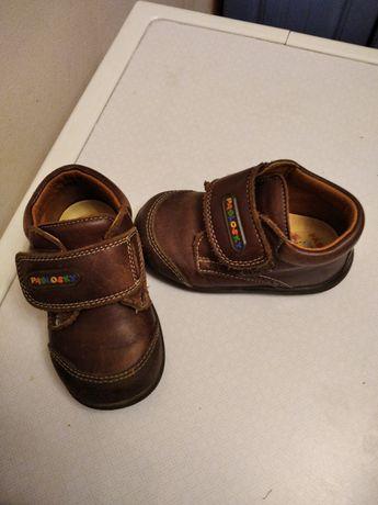 Ботиночки 20 размер кожа
