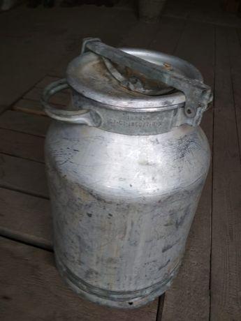 Продам алюминиевую флягу 40 литров