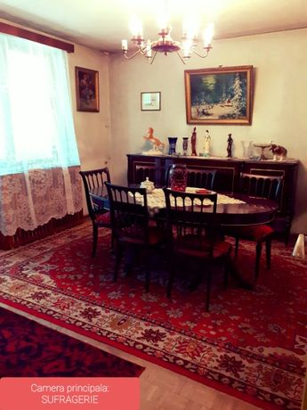 Apartament 4 camere, etaj 1, decomandat, confort 1