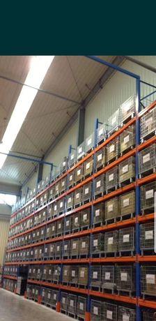 Vând rafturi metalice profesionale reglabile la supe preț garantat