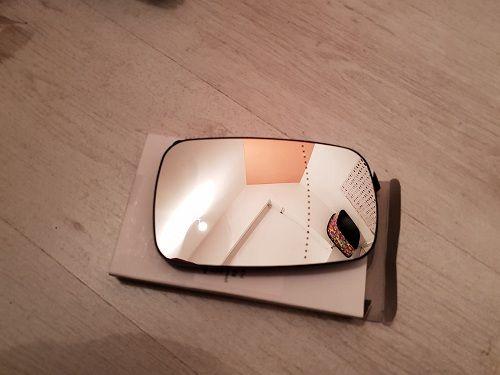Geam , sticla oglinda stanga cu incalzire Renault GRAND SCENIC II