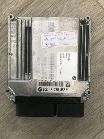 ECU / Calculator Motor EDC16C35 BMW E90/E91 320dA DDE 7799855