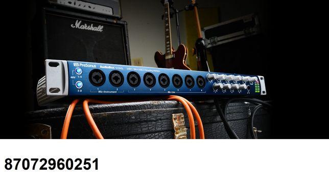 Продам звуковую карту для студии записи PreSonus AUdio Box 1818VSL