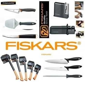 Промоция ! Ножове и брадви Fiskars