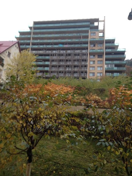 Cazare regim hotelier Racadau apartament  60M2 E/S ETAJ3 TIMPA GARDEN