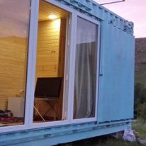 мобильный дом, для 3-4х человек.