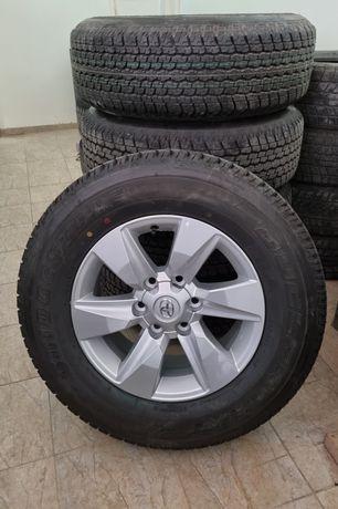 Диски и шины 265/65 R17
