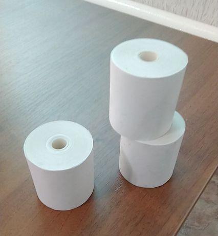 Бумажная лента из термобумаги, может использоваться для кассовых и дру