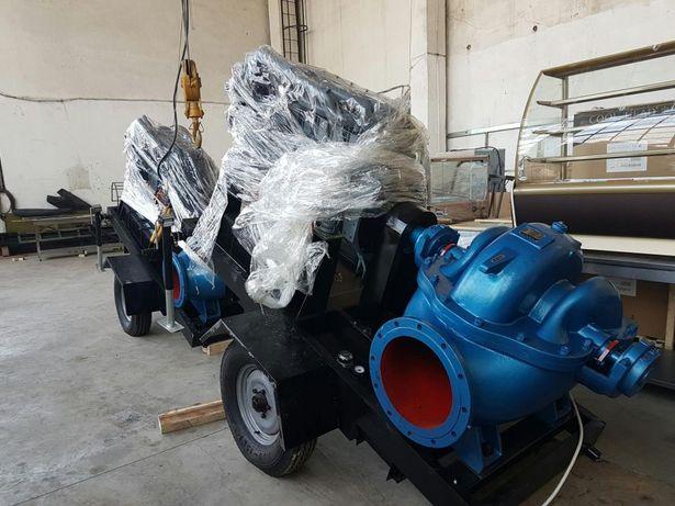 motopompa mare capacitate 1350 mc/h debit mare irigatii