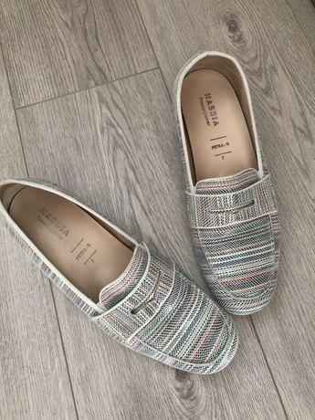 Pantofi Hassia piele naturala 40-41