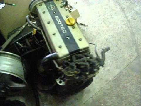 Двигатель на Опель вектра в 2 куб