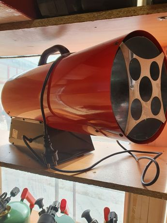 Газовая пушка 30 кВт.