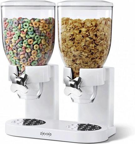Dispenser Vanora pentru Cereale, Fulgi de porumb, Ovaz, Porumb, 7L
