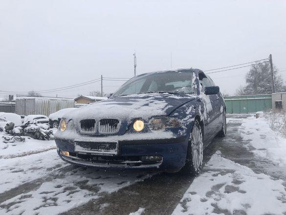 БМВ Е46, 320д, 150кс Компакт на части (BMW E46, 320d Compact chasti)