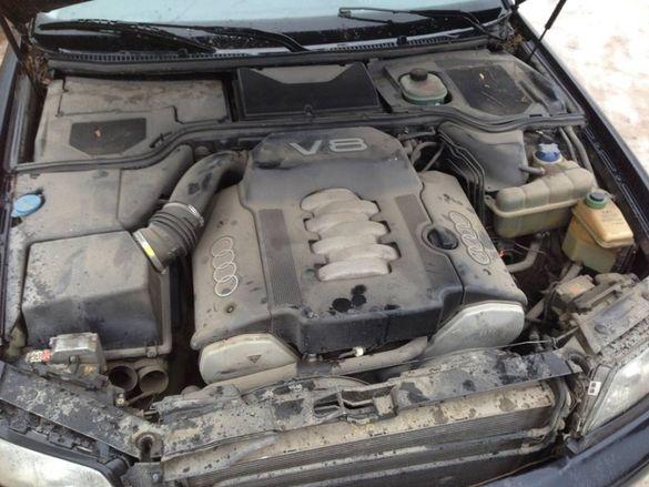 Ауди А8 Audi А8 S8 4.2 на части