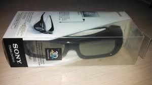 2 Perechi Ochelari 3d Sony TDG-BR250