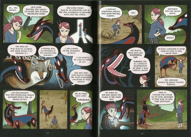Super roman grafic interesant, comics, 336 pagini color