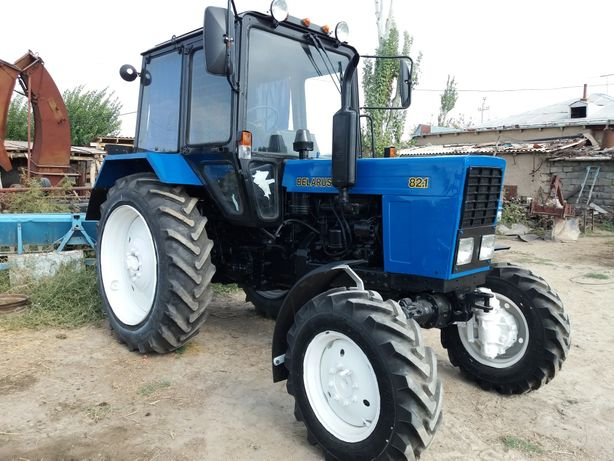 Трактор МТЗ-80 2003г