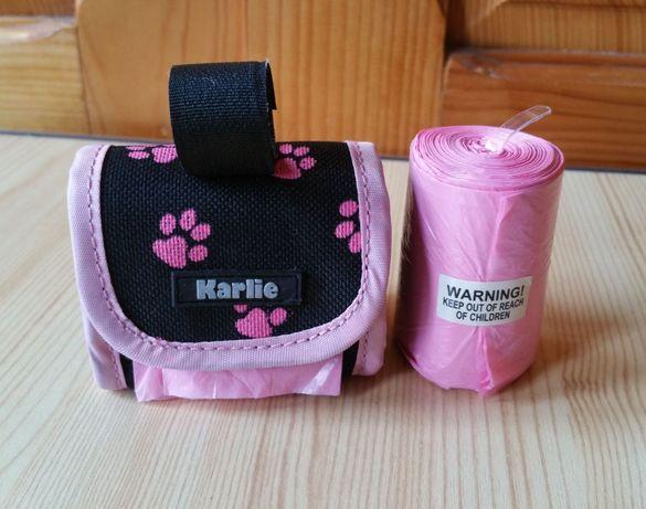 Gentuta/Dispenser Karlie pungi excremente câini