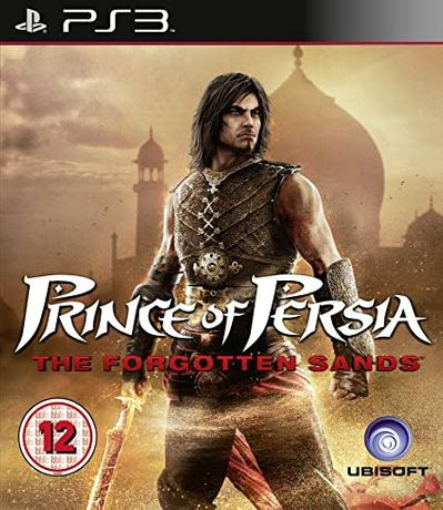 Joc PS3 - Prince of Persia The Forgotten Sands, playstation 3