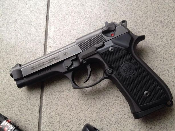 "Pistol / MODIFICAT airsoft Beretta / Taurus"", CO2, 4J,semi full metal"