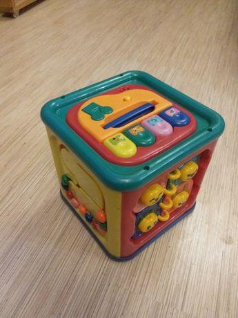 Cub educativ interactiv 6 in 1