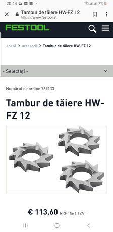 Freza disc festool cu carbura hw-fz 12