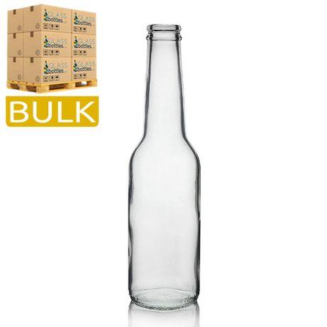 Стъклени бутилки х275 мл - НОВИ /на едро и дребно