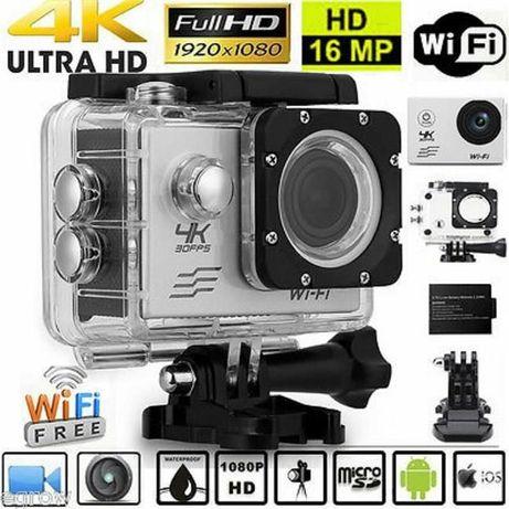 Camera video sport Ultra HD 4K 170 grade, Wi-Fi, HDMI, NOUA