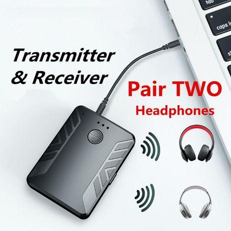 Bluetooth предавател и приемник /Блутут за два приемника едновременно