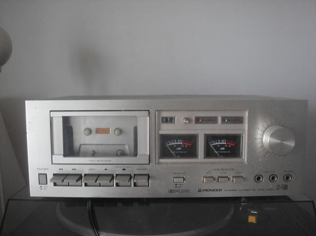 Deck Pioneer Ct-F500