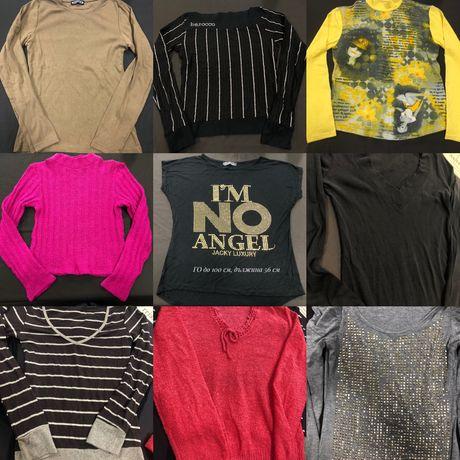 Дамски блузи, тениски и потници